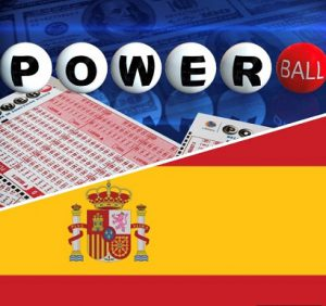 Play the Powerball from Spain