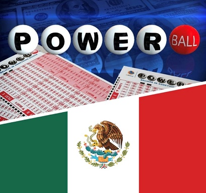Play the Powerball from Mexico